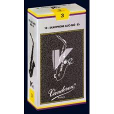 出清Vandoren-V12(銀盒)竹片-中音二號半